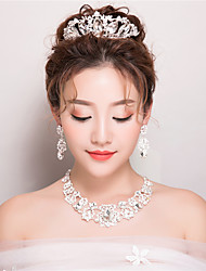 strass tiaras headpiece noce élégant style féminin