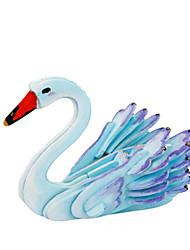 abordables -Puzzles 3D Puzzle Animal Articles d'ameublement A Faire Soi-Même En bois Bois Classique Enfant Cadeau