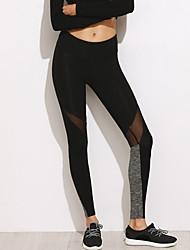 economico -legging di colore solido sottile femminile, solido sexy. coltivare la propria moralità; moda; pantaloni sportivi