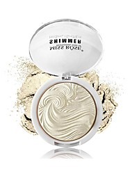 cheap -6 Highlighters/Bronzers Dry Shimmer Pressed powder Face China