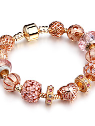 cheap -Women's Strand Bracelet Metallic Personalized Luxury Geometric Classic Bohemian Basic Statement Jewelry Handmade Elegant Fashion Adorable