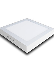 LED Square surface mounted Panel Lights 12W Warm White Cool White 3000/6000K