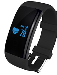 cheap -Smart Bracelet iOS AndroidWater Resistant / Water Proof Pedometers Sports Heart Rate Monitor Touch Screen Alarm Clock Light and