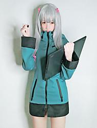 economico -Ispirato da Cosplay Cosplay Anime Costumi Cosplay Abiti Cosplay Altri Cappotto Per Unisex