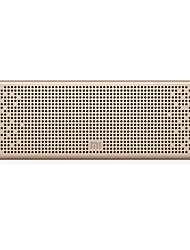 cheap -Xiaomi XiaoMi Bluetooth Speaker Bluetooth 4.0 3.5mm AUX Outdoor Speaker Gold