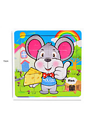 cheap -Jigsaw Puzzle Others Mouse Wooden Anime 6 Years Old and Above
