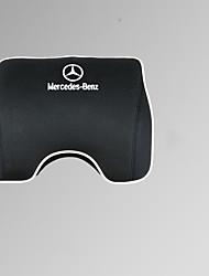 Automobile Appuie-tête Pour Mercedes-Benz Toutes les Années Tous les modèles Appuie-tête de Voiture Cuir