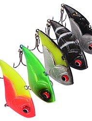 cheap -5 pcs Fishing Lures Jig Head Hard Bait Stainless Sea Fishing Trolling & Boat Fishing Lure Fishing
