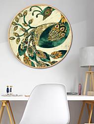 Fantaisie Art Imprimé encadré Cadre Art Art mural,Bois Matériel Avec Cadre For Décoration d'intérieur Cadre Art Salle à manger Bureau 1