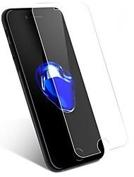 Vidrio Templado Protector de pantalla para Apple iPhone 7 Plus Protector de Pantalla Frontal Alta definición (HD) Dureza 9H Borde Curvado