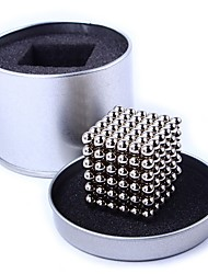 cheap -Magnet Toy Neodymium Magnet / Magnetic Balls / Stress Reliever 216pcs 5mm Magnetic Adults' Gift