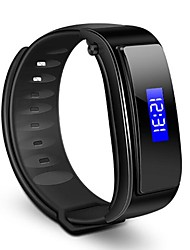 cheap -YY FX-3 Smart Wristband Bluetooth Earphone Answer Call Anti-lost Smart Watch Passometer Music Listening fitness Bracelet