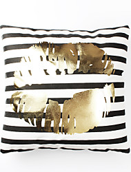1Pcs Gilding Printing Originality Pattern Pillow Cover Sofa Cushion