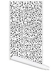 Motif Fond d'écran pour la maison Contemporain Revêtement , PVC/Vinyl Matériel Ruban Adhésif fond d'écran , Couvre Mur Chambre