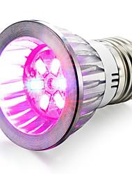 abordables -96-112lm E14 GU10 E27 Ampoule en croissance 6 Perles LED SMD 5730 Bleu Rouge 85-265V