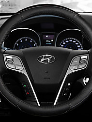 Automotive Steering Wheel Covers(Leather)For Hyundai All years Mistra