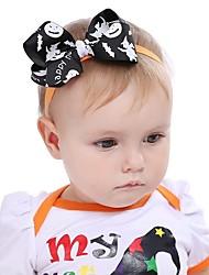 PANSY 2pcs/lot Baby Girl Halloween Headbands Elastic Hair Hoops Headbands