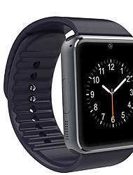 Недорогие -YYGT08 Смарт Часы Android iOS Bluetooth Спорт Сенсорный экран Израсходовано калорий Длительное время ожидания Хендс-фри звонки / Напоминание о звонке / 0.3 мегапикс. / Датчик для отслеживания сна