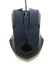 gewöhnliches Büro photoelektrische schwarze Maus
