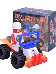 Building Blocks Truck Car Simple Kids