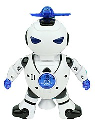 cheap -RC Robot Kids' Electronics ABS Singing Dancing Walking Multi-function Remote Control Fun Classic Children's