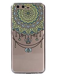 Case For Huawei P10 Lite P10 Case Cover Mandala Pattern TPU Material Soft Phone Case for P9 Lite P8 Lite 2017 P8 Lite