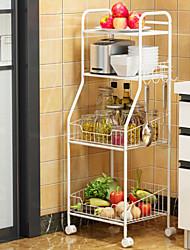 Недорогие -1 Кухня Металл Кабинетная организация