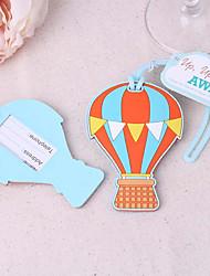 abordables -étiquette de bagage de mariage gel de silice mariage-1 8 * 8 faveurs de mariage belle