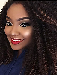 Pre-loop Crochet Braids Hair Braid Havana Crochet Curly Cubic Twist Bouncy Curl Island Twist Ombre Braiding Hair Crochet Braids with