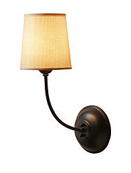 preiswerte -Einfach Modern/Zeitgenössisch Wandlampen Für Metall Wandleuchte 110-120V 220-240V 40W