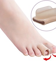 cheap -2pcs Shock Absorption Orthotic Insole & Inserts Fabric Forefoot All Seasons Women's Beige