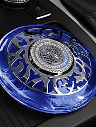 Car parfum ornement saphir bleu yue mouvement rencontre miracle tôt matin automoteur purificateur d'air
