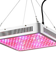 LED Grow Lights 150 High Power LED 7210-8220 lm Warm White Red Blue UV (Blacklight) K Waterproof AC85-265 V