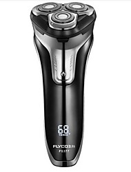 cheap -FLyco FS377 Professional Body Washable Electric Shaver for Men