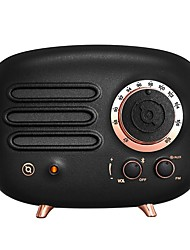 MAO KING FY101BK Portable Radio Bluetooth Black