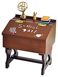 Недорогие -музыкальная шкатулка Игрушки Квадратный Дерево 1 Куски Не указано День рождения День Святого Валентина Подарок