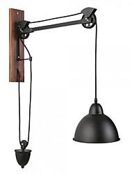 AC100-240 60 E26/E27 Rustico/campestre Vintage Paese Pittura caratteristica Luce ambient Luce a muro