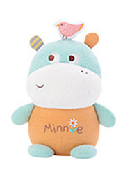 cheap -Teddy Bear Duck Cat Eagle Horse Owl Hippo Bear Stuffed Animal Plush Toy Cute Animals Lovely Cotton Girls' Gift