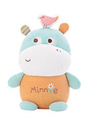 abordables -Ours en peluche Canard Chat Aigle Cheval Chouette Hippopotame Ours Animaux en Peluche Mignon Animaux Adorable Coton Fille Cadeau