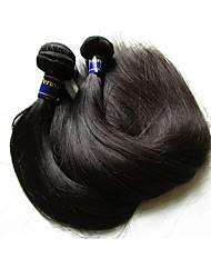 il migliore fornitore dei capelli cinesi vende i capelli vergini peruviani 3bundles diritto 300g di colore naturale il colore nero 100%