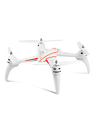 cheap -RC Drone WL Toys Q696 4 Channel 2.4G RC Quadcopter LED Lights / Headless Mode / 360°Rolling RC Quadcopter / Remote Controller / / Hover