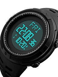 cheap -Smartwatch Water Resistant / Water Proof Pedometers Camera Long Standby Multifunction Alarm Clock Chronograph Calendar Dual Time Zones