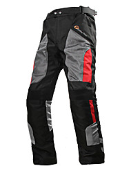 cheap -RidingTribe Motorcycle Clothes PantsforMen's Textile Carbon Fiber Velcro Winter Spring Summer Fall All Seasons Impact Resistant