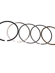 cheap -Original 52.4MM Lifan 125CC Dirt Pit Bike Motorcycle Engine Cylinder Rings 5PCS/ Set