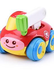 Недорогие -Игрушечные машинки Обучающая игрушка Инерционная машинка Кран Автомобиль Пластик Детские Универсальные Игрушки Подарок