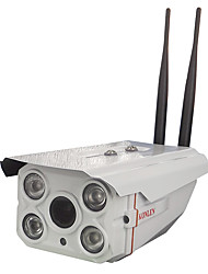 fotocamera ip zoom ottica 4x zoom 1080p 4x impermeabile wifi 2mp imx322 starlight tf card sd audio ir infrarossi
