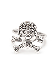 cheap -Women's Knuckle Ring Metallic Personalized Alloy Skull Jewelry For Daily Festival