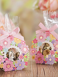 cheap -Basket Card Paper Favor Holder With Favor Boxes Gift Boxes-20