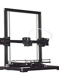 Tronxy X3 Desktop High Accuracy LCD Screen 3D Printer Kit - EU PLUG  BLACK
