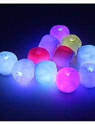 Lampada principale decorata della decorazione della luce della notte della mela di colore di 1pcs per il regalo di natale dei bambini